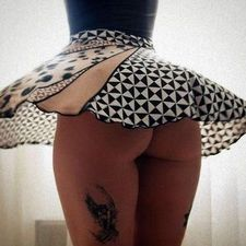 Superb asian booty in this amazing butt sex photo.