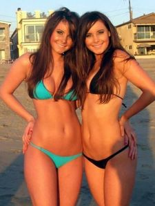 Awesome amateur ex-girlfriend picture with beautiful teen student.