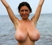 Nice tits..
