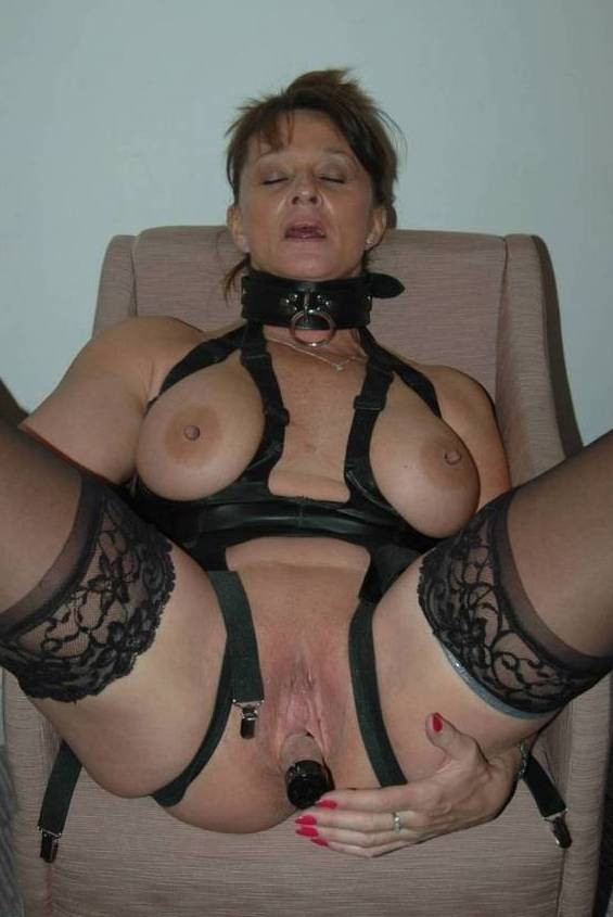 Dirty mature housewife.