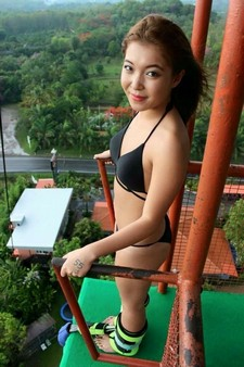 Naked Bungee Jumper. So recently there was a tourist from Hong Kong who went to one of..