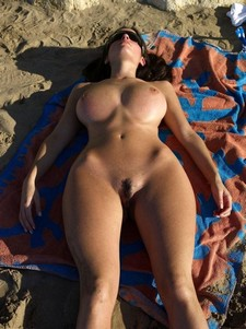 Goddes on the beach