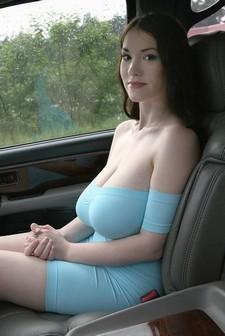 Awesome big boobs.