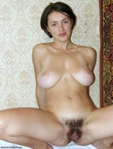 Her hard hole