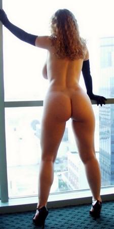 I'd fuck her ass on the spot!.