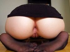 Black dress big ass.