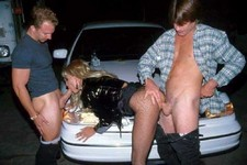 LasVegas Truck Stop BJ -Ophelia Shakespeare- Sexy Truck Stop Blow Job
