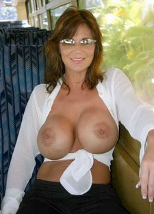 Girl Is With A Lovely Rack Sucks Cock