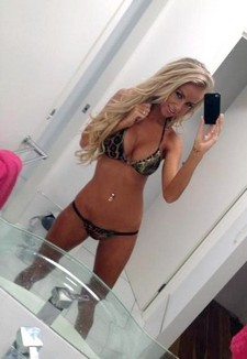 Sweet chick in the beach change cabin possesses a wonderful and very hot body. Having..