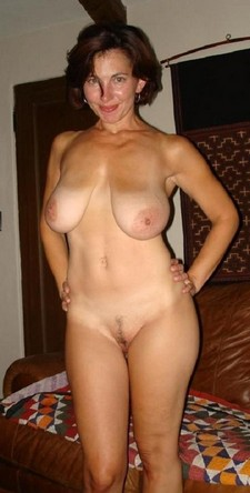 Amateur Older Woman