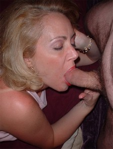 Mature ladies get fucked and give head