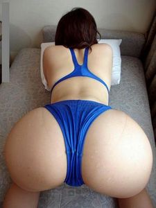 Beautiful April Blue has perfect smooth skin a round butt and a picture-perfect pussy..