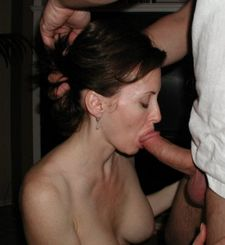 Mature wife likes BIG toys in her pussy
