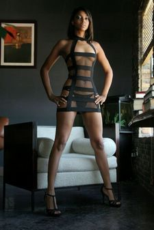Ts Tori Mayes has one very important question for her slave Will Havoc, Are you ready to..