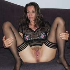 Trinity was a seductive brunette who was ready for some cock. She gave a little strip..