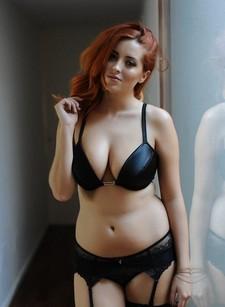 Amazing redhead babe passion sex
