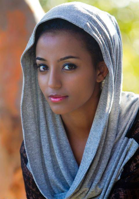 ME WITH VERY BEAUTIFUL ETHIOPIAN