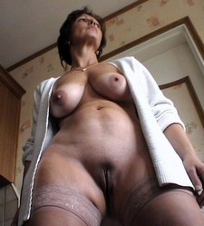 Busty mature whore has her pussy drilled