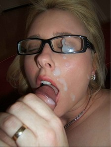 another great blowjob and facial cumshot from the wife