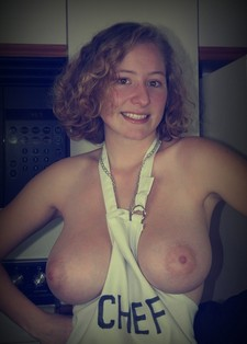 Incredible Amateur movie with Outdoor, Big Tits scenes