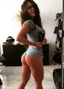 Booty Licious and her husband are a perfect couple with appetizing forms. The girl is..