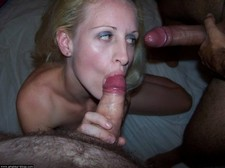 Dirty minded wife, Erena Tokiwa was caught while she was having fun with her husbands..
