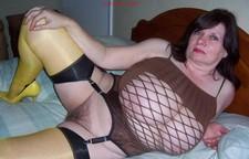 Huge ass bitch posing naked on camera