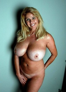 Milf land, very hot and busty mom