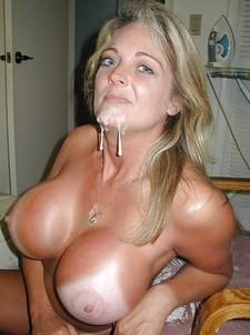 Big Black Cock Streches Hot Blonde Big Tit Fuck Holes