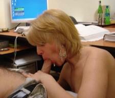 Amateur Middle Aged Woman