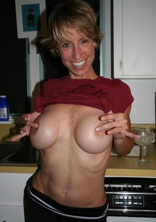 Horny MILF just wants her orgasm