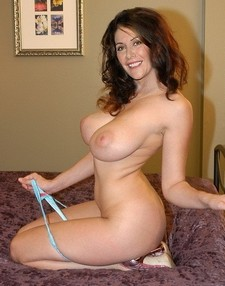 Beautiful German Milf naked in the hotel room. she wants to surprise her husband when he..